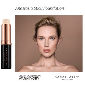 anastasia Stick Foundation - Warm Ivory